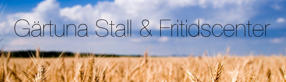 Gärtuna Stall & Fritidscenter